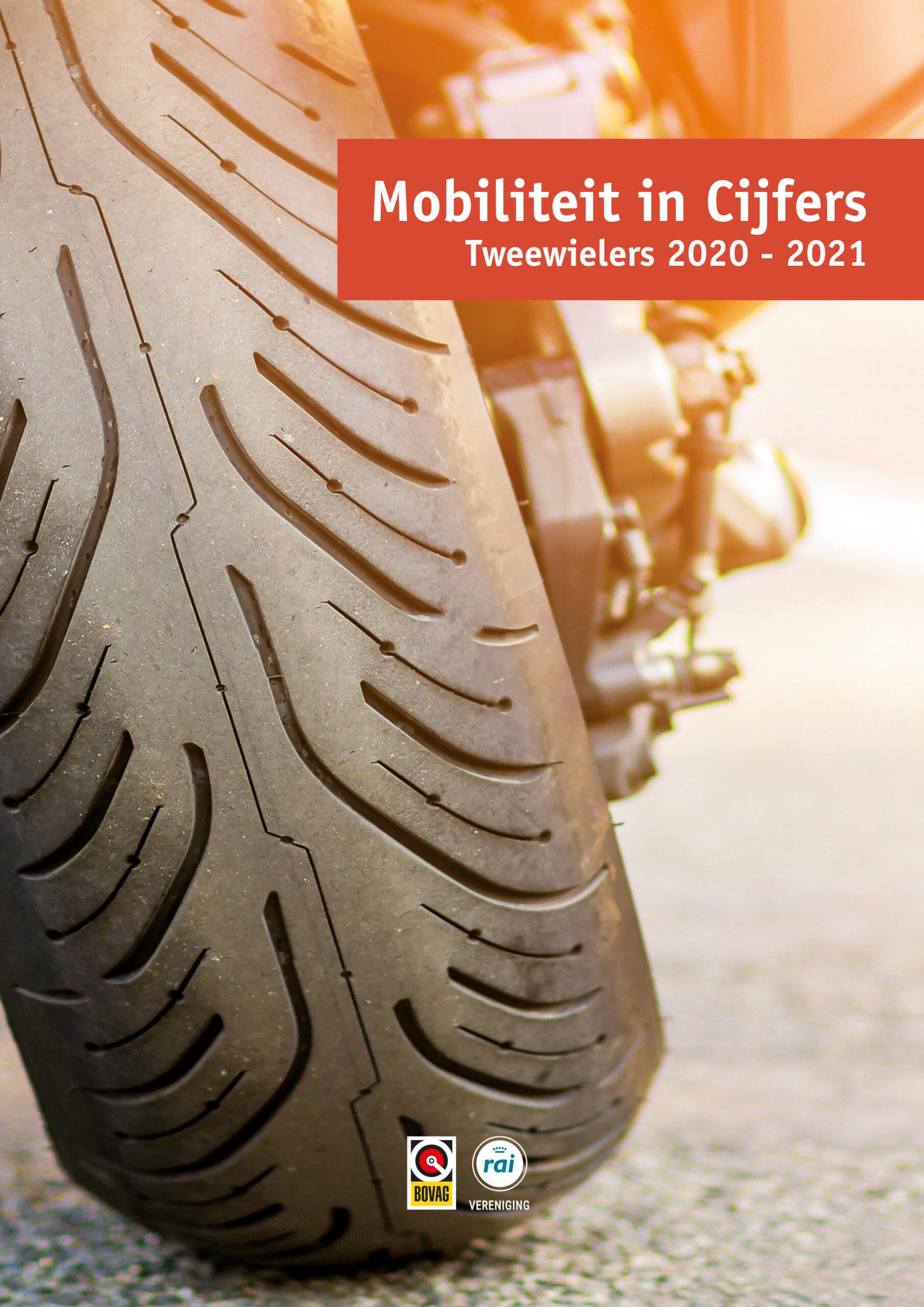 BOVAG-RAI: Mobiliteit in Cijfers Tweewielers 2020 - 2021