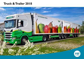 RAI Vereniging: Truck & Trailer 2018