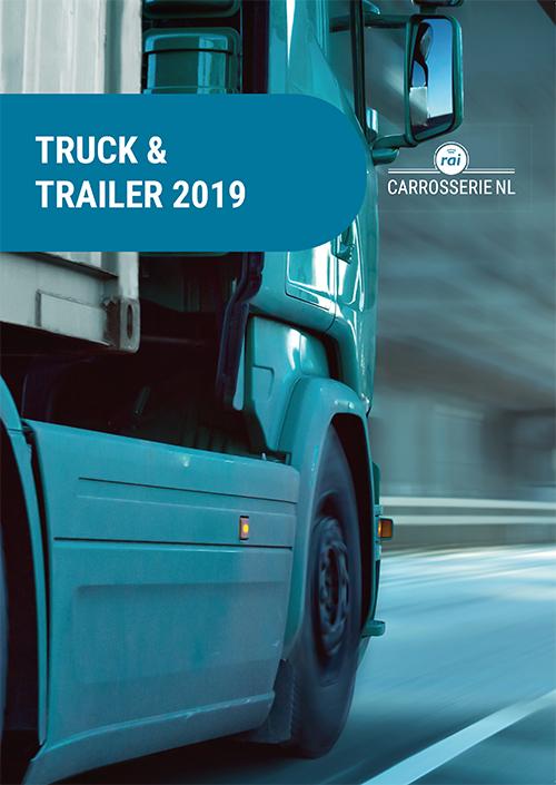 RAI Vereniging: Truck & Trailer 2019